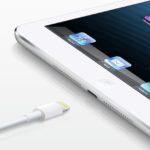 iPad and Cord