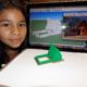 Architecture student: Jamestown hut 3D printout