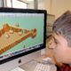 Architecture student builds a CAD Jamestown
