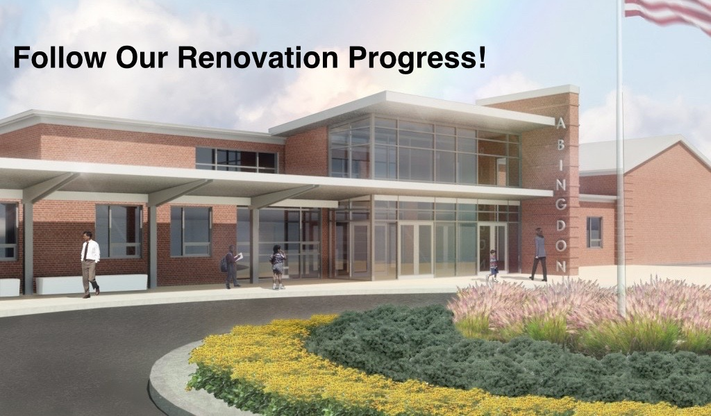 Follow our renovation progress!