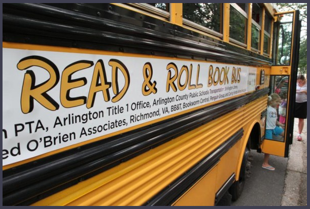 Read & Roll Book Bus