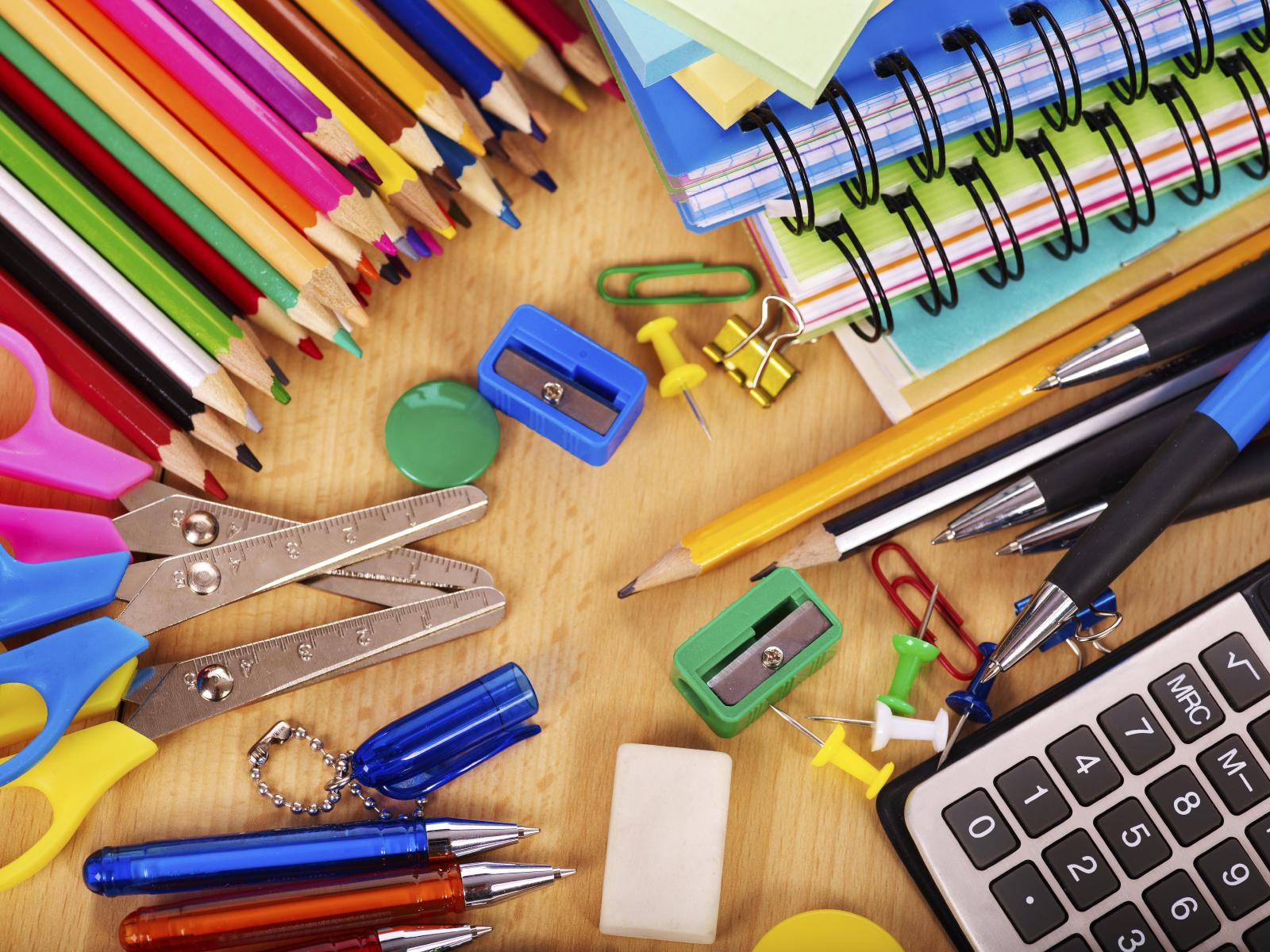 2017-2018 School Supplies
