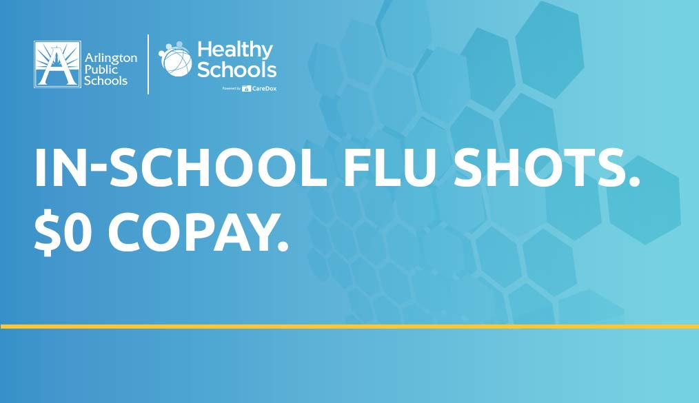 Free In-School Flu Shots for APS Students