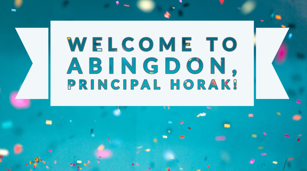 Learn About Our New Principal!