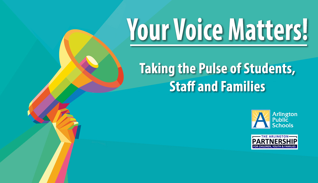 Participate in the Your Voice Matters Survey!