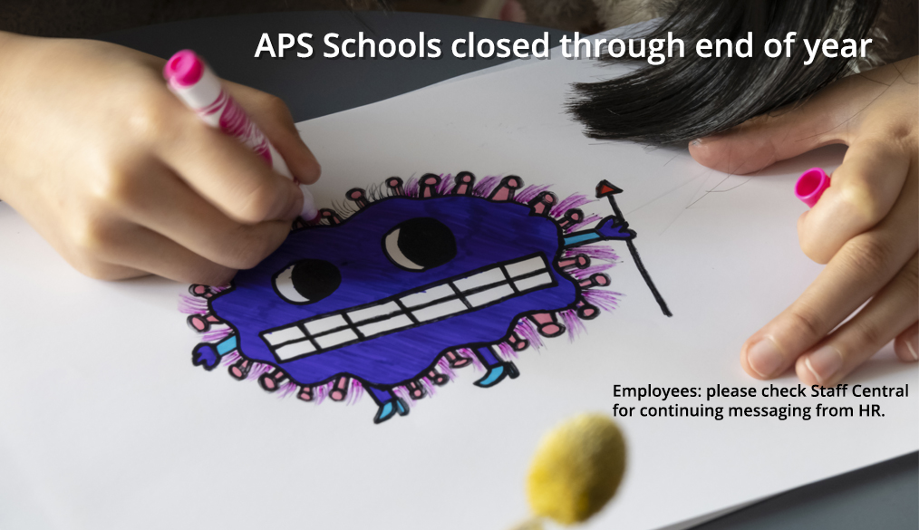 Learn More About APS School Closure Due to COVID-19