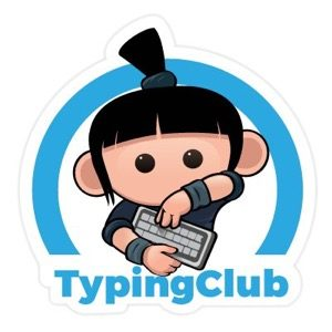 image of typing club app icon